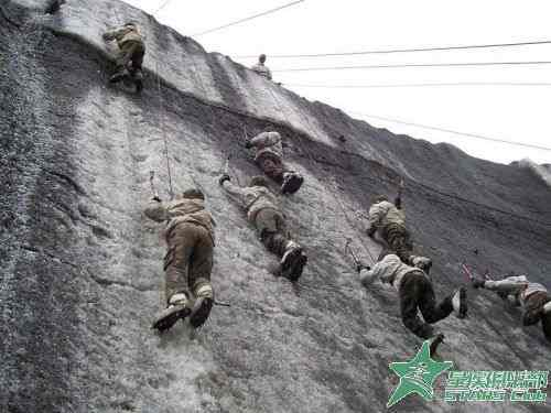 军事户外登山攀岩绝密探秘:印军高山精锐部队图片展